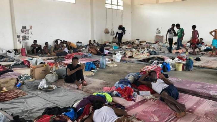MSF Slams EU Restrictive Migrant Policies, Inhumane Conditions in Libyan Detention Centers