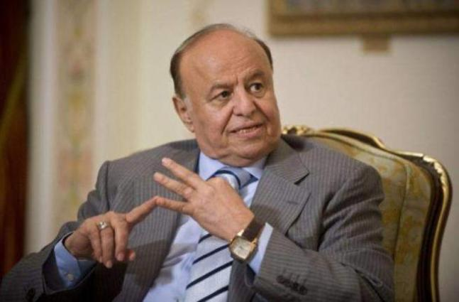 Yemeni President Hails Russian Support for Nation's Government - Reports