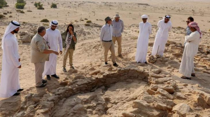 Marawah Island uncovers Abu Dhabi history with new findings