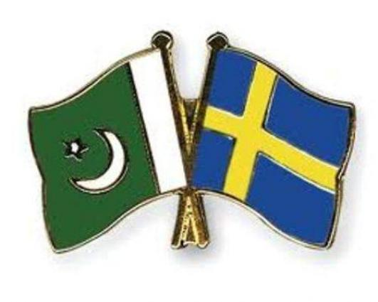 Sweden stresses to enhance cooperation in higher education with Pakistan
