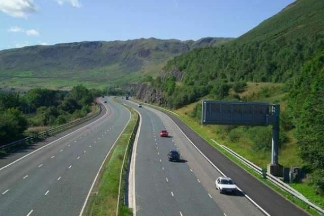 Hazara Motorway to be operational by end of October: Aoun