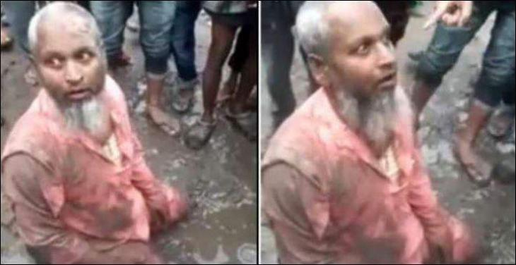 Hindu extremists torture Muslim man, force him to eat pork