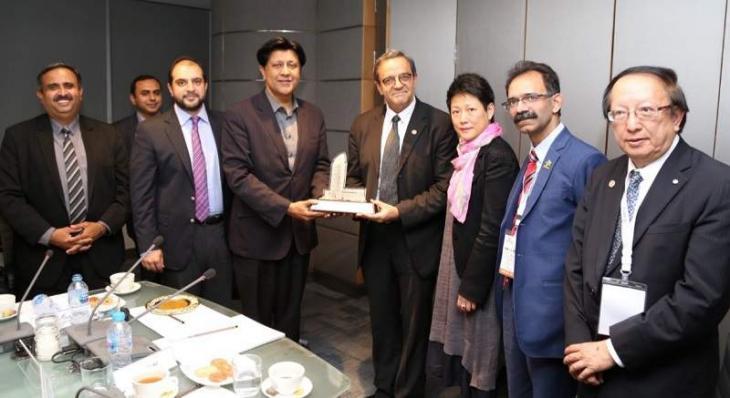 Hong Kong delegation visits PITB