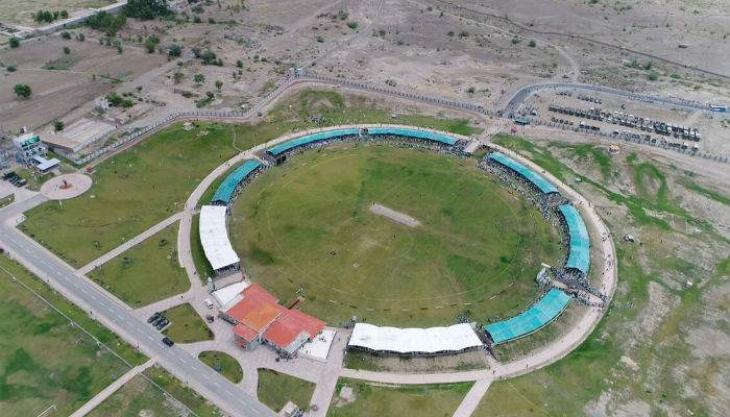 PSL-5 Cricket match to be organized in Younis Khan Stadium North Waziristan: DG