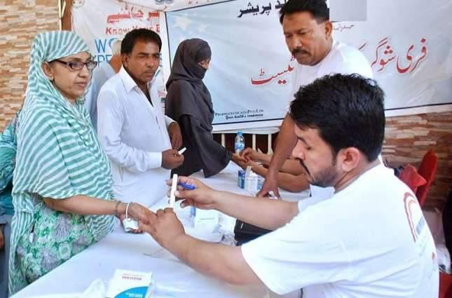 10 health camps to be set up to make the Rawalpindi diseases free
