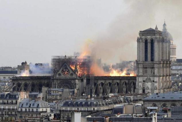 'Some weaknesses' identified in Notre-Dame structure: minister