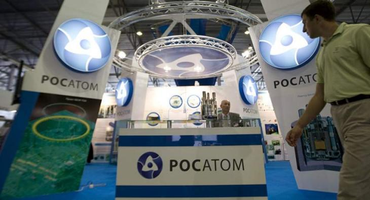 Foreign Projects Brought Russia's Rosatom Over $6.5Bln Last Year - Deputy Head
