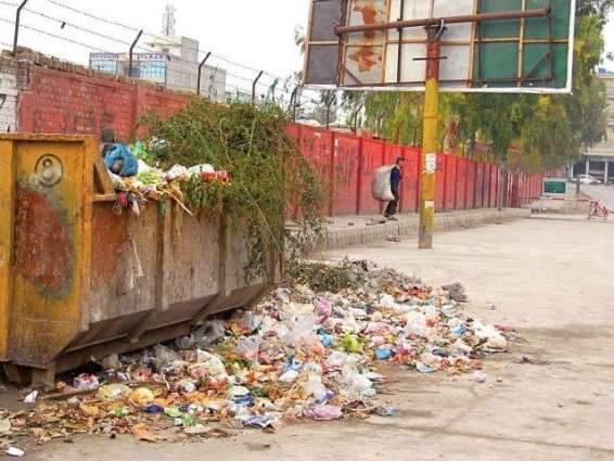 RWMC conducts clean, green campaign in various parts of city