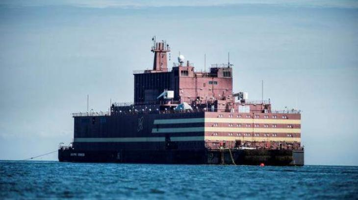 Testing of World's 1st Floating Nuclear Power Unit About to Complete in Russia - Source