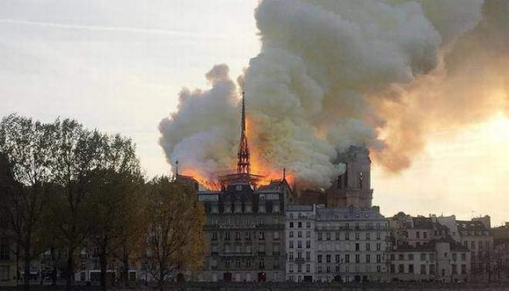 UNESCO Ready to Send Emergency Mission to Paris to Assess Fire Damage Done to Notre Dame