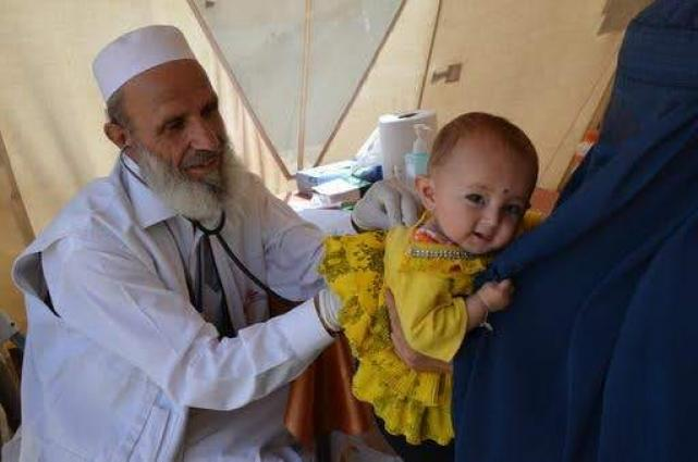 MSF Set to Open Center for IDPs in Afghanistan's Herat, Send Extra Staff - Representative