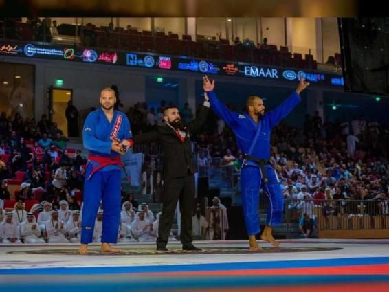 Jiu-jitsu, a thriving UAE leadership sporting vision