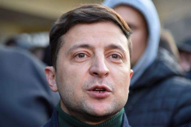 Zelenskiy's Party Leading in Poll Ahead of 2019 Ukrainian Parliamentary Elections