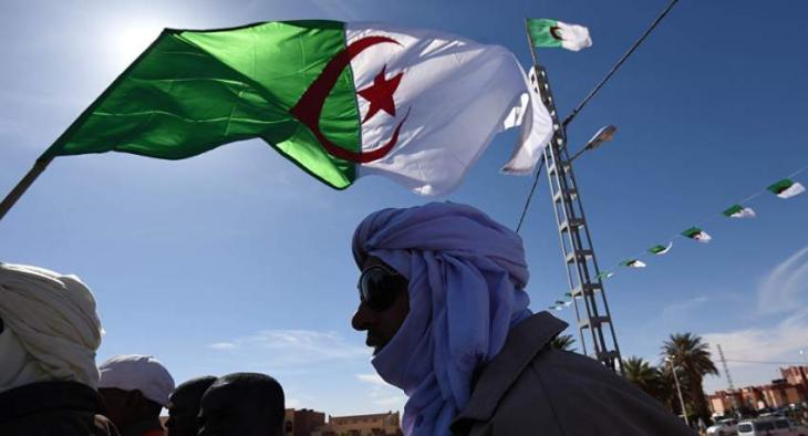 Head of Algerian Constitutional Council Steps Down Amid Anti-Gov't Rallies - Statement
