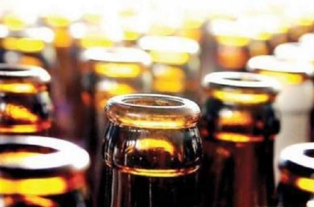 KP food authority discards 150,000 liters of substandard cold drink