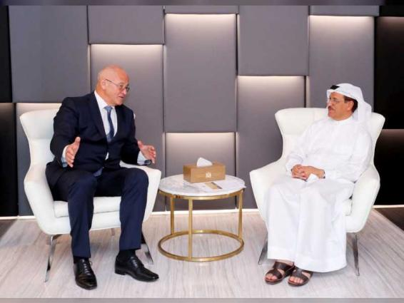 Minister of Economy discusses economic cooperation with Czech Ambassador