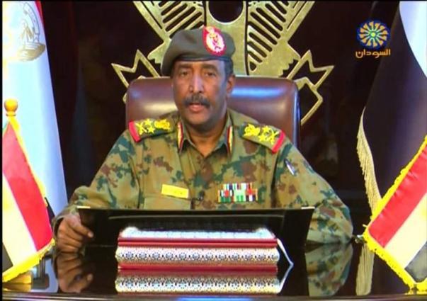 Sudan military ruler sacks prosecutor general: statement