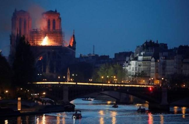 Apple Will Contribute to Notre Dame Cathedral Rebuilding Efforts - CEO