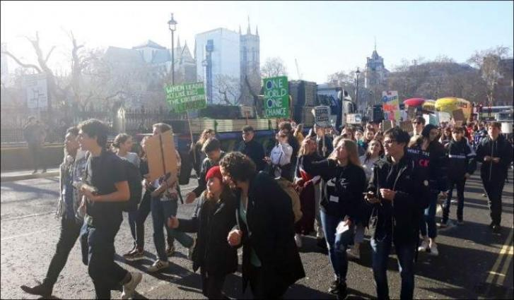 'Desperation' Fueling Climate Protests in London Amid Gov't Missteps- Environment Activist