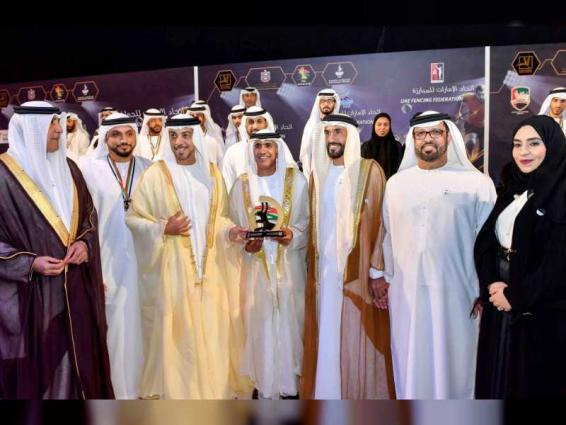 'Sport Figure of the Year' represents journey of giving to nation: Nahyan bin Zayed