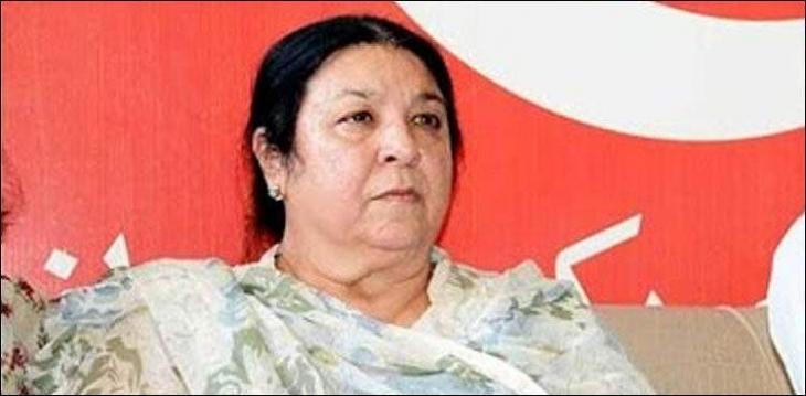 Provision of best healthcare facilities govt's priority: Yasmeen Rashid
