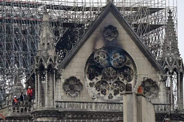 Donors pledge 700 mn euros to rebuild Notre-Dame