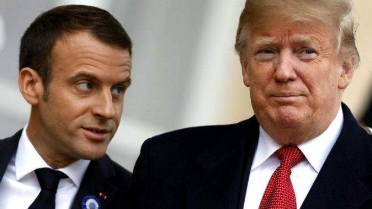 Trump Offers Macron US Assistance in Rehabilitation of Notre Dame - White House