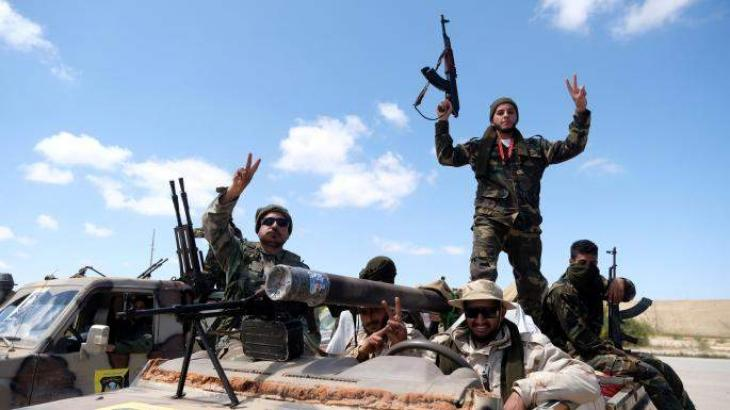 Libyan GNA Troops Able to Drive Haftar's Army Out From Tripoli - Deputy Prime Minister