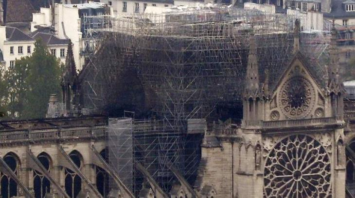 Notre Dame Tragedy Should Raise Awareness About Heritage Sites' Protection - Europa Nostra
