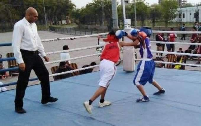 Lahore wins annual sports calendar boxing title