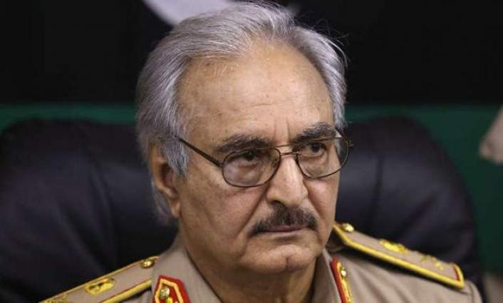 Libyan Government Of National Accord Calls On Russian-Arab Forum To Promote De-escalation