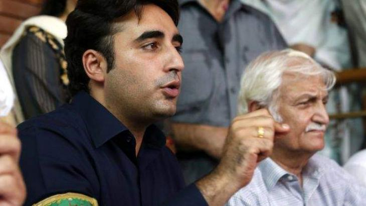 Government lacks seriousness towards NAP implementation: Bilawal Bhutto Zardari