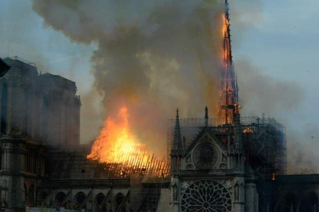 ICCROM Pledges to Provide Assistance to French Gov't After Notre Dame Blaze