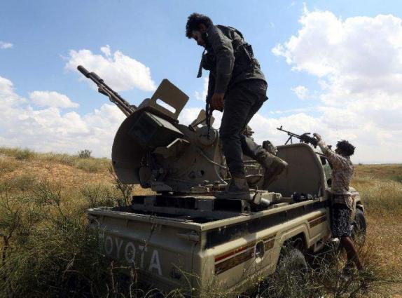 UN draft resolution demands immediate Libya ceasefire