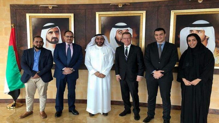 Hamdan Bin Mohammed Smart University chooses Delos as strategic partner to launch the region's first innovation and economic free zone