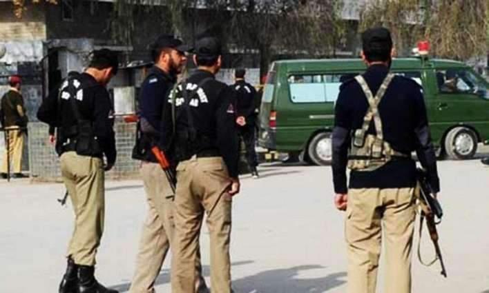 Police arrest 16 suspects in Bahawalpur