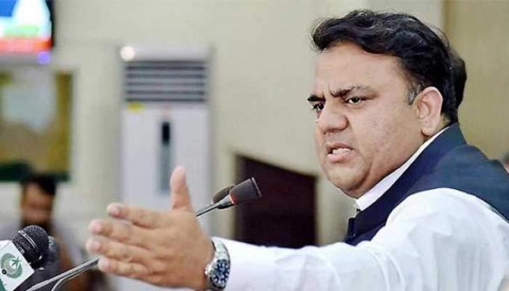 Federal Minister for Information and Broadcasting Chaudhry Fawad Hussain urges PML-N, PPP to shun Sharifs, Zardari, focus on new political narrative