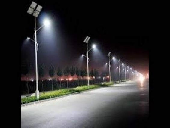 Street lights being installed across district: DC