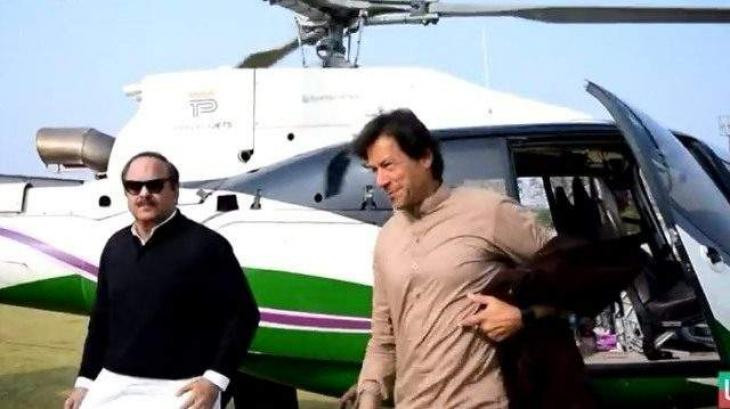 NAB closes helicopter case file against Imran Khan