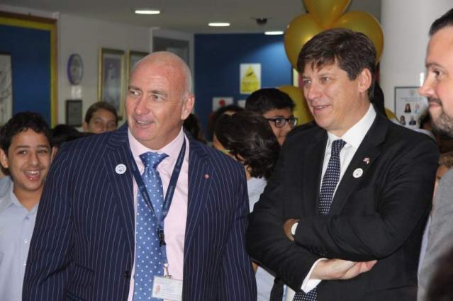 UAE, UK share 'bold vision for the future,' says British Ambassador