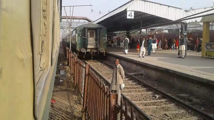 Railways Multan division earnings up by 15 %