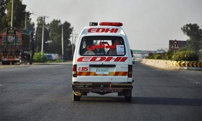 Two killed in Sujawal road mishap in Islamabad