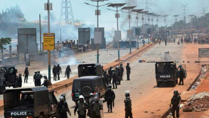 Rights Group Calls on Guinean Authorities to Probe Killings of Protesters in 2018