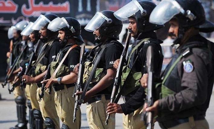 Cash, batteries looted in Muzaffargarh