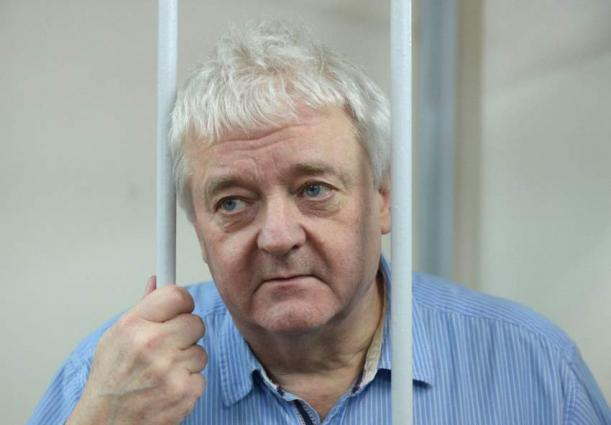 Kremlin Sees No Obstacles to Norway's Berg Applying for Presidential Pardon