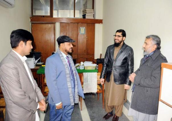 Early settlement of Kashmir conflict a global  obligation: Prof. Dr. Ayaz Afsar