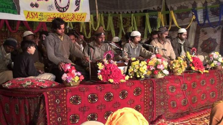 Urs celebrations of Pir Saddaruddin Shah from Friday