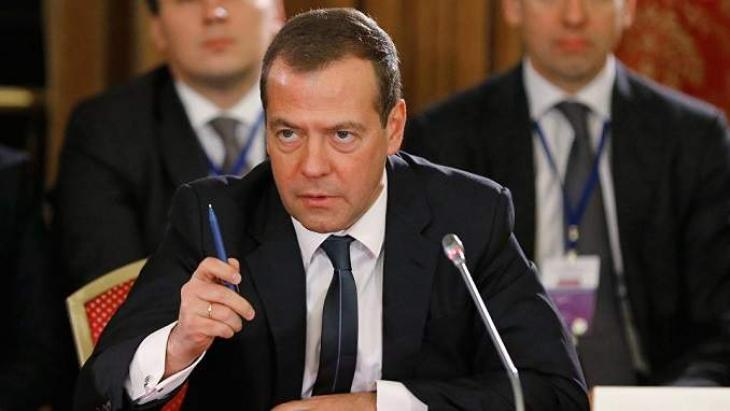 Russian Prime Minister Promises No New Taxes Within 6 Years