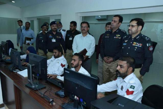 Additional Inspector General (AIG)  visits Facilitation Centre