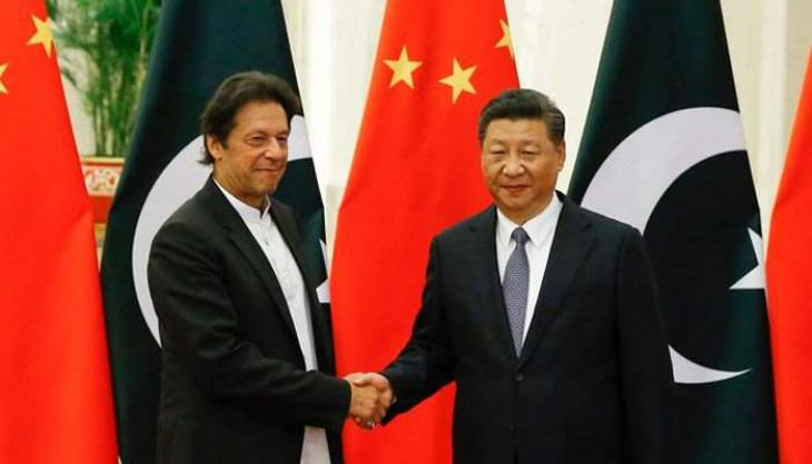Prime Minister Imran Khan embarks on 4-day visit to China from April 25